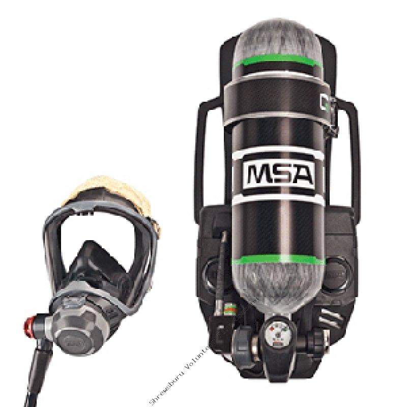 Shrewsbury Volunteers receives new breathing apparatus and rescue tools