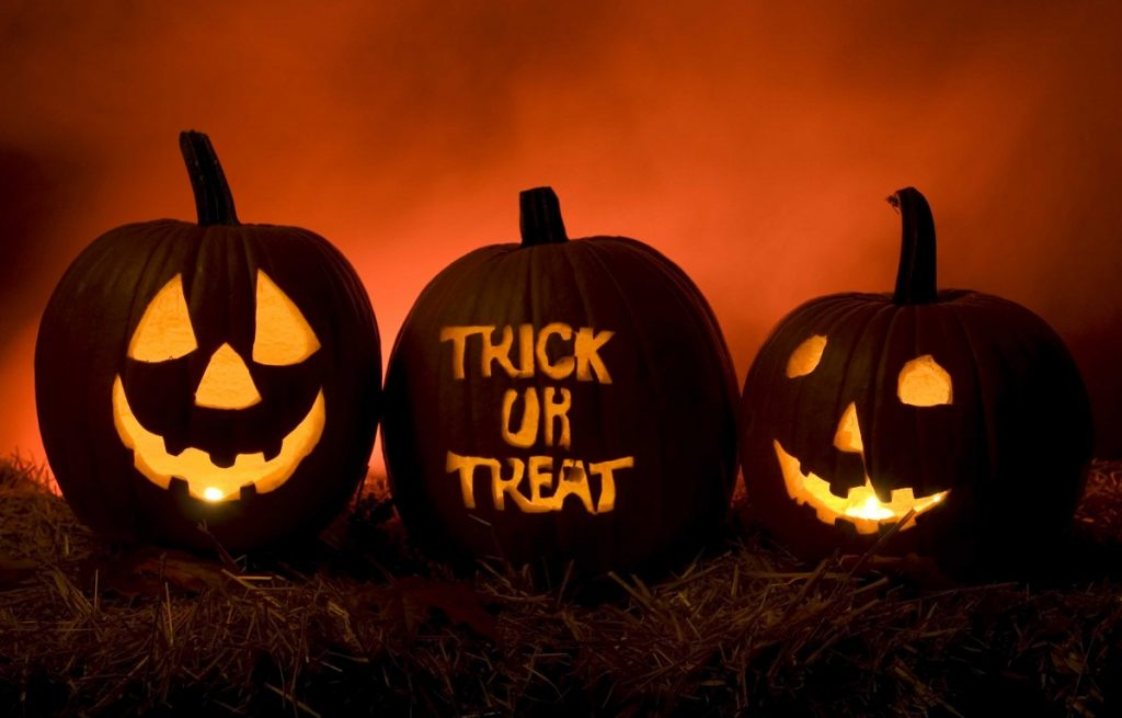 Trick or Treat in Shrewsbury Borough Tonight