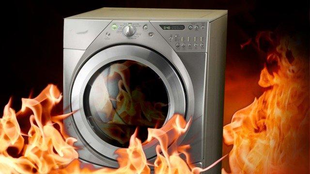 Fire in Elderly Living Complex