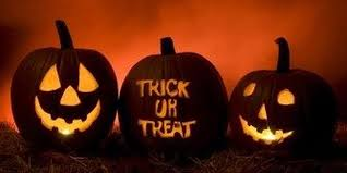 Shrewsbury Borough Trick or Treat Tonight