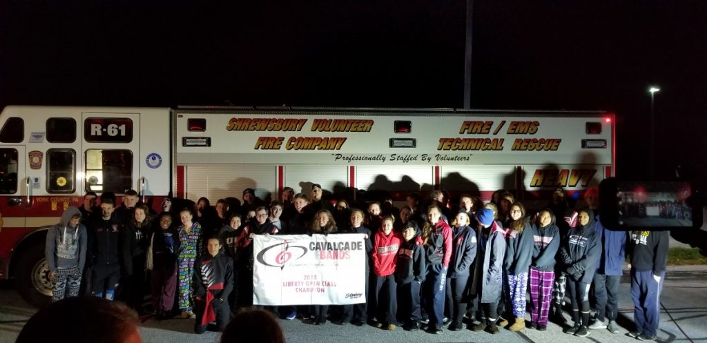 SUSQUEHANNOCK HIGH SCHOOL MARCHING BAND DOES IT AGAIN!!!!!